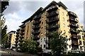 TQ3778 : Stretton Mansions on Glaisher Street by Steve Daniels