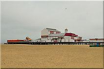 TG5307 : Britannia Pier, Great Yarmouth, Norfolk, England by Michael Garfield