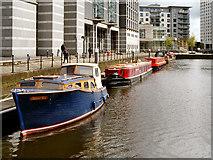 SE3032 : Clarence Dock, Leeds by David Dixon