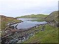 HU3368 : The Atlantic side of Mavis Grind by Oliver Dixon