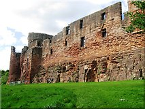 NS6859 : Bothwell Castle by Alex McGregor