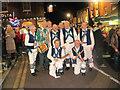 SP9211 : Morris Men at Tring Carnival by Chris Reynolds