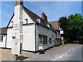 TL2166 : The Horseshoe Inn, Offord D'Arcy by Bikeboy