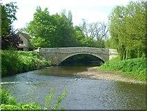 SE7485 : Sinnington bridge by Gordon Hatton