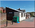 SO0661 : Old Town Hall Workshops, Llandrindod Wells by Jaggery