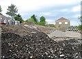 NS6269 : Redevelopment off Standburn Road by Alex McGregor