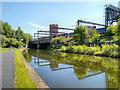 SE2933 : Leeds and Liverpool Canal Bridge #225E by David Dixon