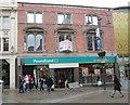 SE3033 : Poundland - Briggate by Betty Longbottom