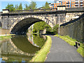 SE2933 : Bridge #225F, Leeds and Liverpool Canal by David Dixon