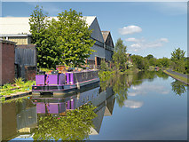 SE2833 : Leeds and Liverpool Canal, Above Oddy Locks by David Dixon