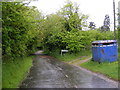 TM1241 : Entrance to Belstead Hall by Geographer