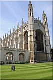 TL4458 : King's College Chapel, Cambridge by Philip Halling
