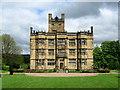 SD8034 : Gawthorpe Hall by Chris Heaton