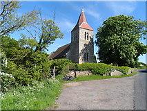TL3278 : All Saints' church Pidley by Bikeboy
