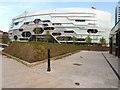 SE3034 : First Direct Arena, Leeds by David Dixon