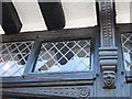 TQ3952 : Architectural detail, Station Road West, Oxted by Stephen Craven