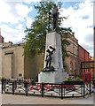 SE2933 : Leeds War Memorial by David Dixon
