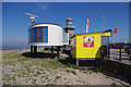 SD3348 : Radar station by Ian Taylor