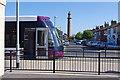 SD3348 : Fleetwood Ferry tram stop by Ian Taylor