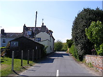TM4678 : Church Street, Wangford by Adrian Cable