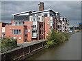 SJ4166 : Canalside living, Chester by Bill Harrison