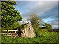 SD5274 : Buck Stone near Priest Hutton by Karl and Ali