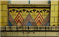 TQ3284 : Exterior detail, former Carlton Cinema, Essex Road by Julian Osley