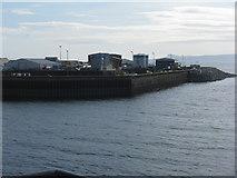 NM6797 : Mallaig Harbour by M J Richardson