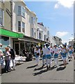 TQ3203 : Samba Band - Kemp Town Carnival by Paul Gillett