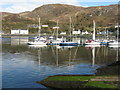 NM6796 : Mallaig Marina by M J Richardson