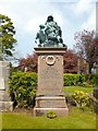 NS4763 : Memorial to Daniel M Duncan by Lairich Rig
