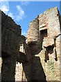 NT3861 : Hall at Crichton Castle by M J Richardson