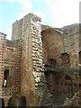 NT3861 : Crichton Castle tower house by M J Richardson