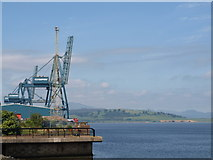 NS2776 : Container Terminal by CMackay