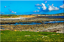 HY2328 : View from Brough of Birsay by Andy Farrington