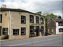 SE0125 : Mytholmroyd:  The 'Shoulder of Mutton' by Dr Neil Clifton