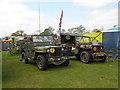 SD6342 : Chipping Steam Fair, Military Vehicles by David Dixon