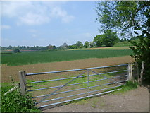 TQ5344 : View from the Eden Valley Walk near Penshurst Place by Marathon