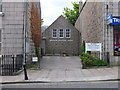 NJ9305 : Quaker Meeting House, Crown Street, Aberdeen by Bill Harrison