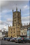 SP0202 : Church of St John the Baptist, Cirencester, Gloucestershire by Christine Matthews