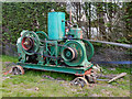 SD6342 : Lime and Mortar Mixer, Chipping Steam Fair by David Dixon