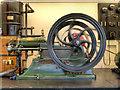 SD6342 : Chipping Steam Fair, Blackstone Oil engine (1909) by David Dixon