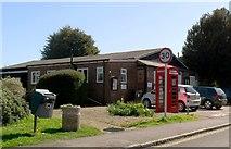 TQ5802 : Willingdon Memorial Hall by nick macneill