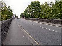 SJ9398 : Dukinfield, Alma Bridge by David Dixon
