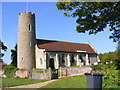 TM4781 : All Saints Church, Frostenden by Adrian Cable