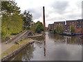 SJ9398 : Portland Basin, Ashton Canal by David Dixon