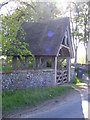 TM4580 : Lych Gate of St.Mary's Church by Adrian Cable