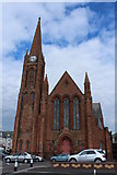 NS2059 : Church in Largs by Billy McCrorie