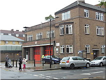 TQ3580 : Shadwell Fire Station on Cable Street, London by Ian S