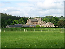 NY5563 : Lanercost Priory from the south-west by David Purchase